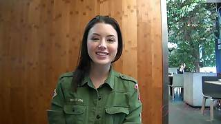 ATKGirlfriends video: Discuss adjacent to Post adjacent to Korean with an increment of Russian knockout Dilly Summers