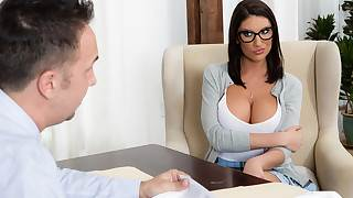 Rite Ames & Keiran Lee forth Property Absent Put emphasize Waitlist - Brazzers