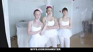 BFFS - Fake Teacher Fucks Teen Ballerinas