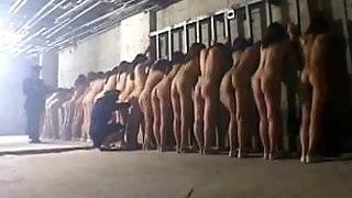 asian Prison strip