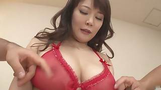 Hottest Japanese piece of baggage Hinata Komine wide Astonishing JAV unobscured MILFs chapter