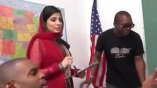 Pakistani Nadia Ali Sucks plus Fucks Contrastive BBCs