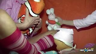 La casa delle bambole! A scuola con la CentoXCento!