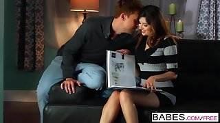 Babes - A Little Deeper  starring  Richie Calhoun and Natash