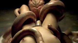 Ruth Ramos Nude Sex With A Creature oandalPlanet.Comn Sc