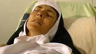 Nun Fisted &amp, Fucked in Hospital