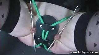Kinkycore piercings