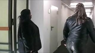 Anna Konda Powerdom BBW Mixed Wrestling Domina