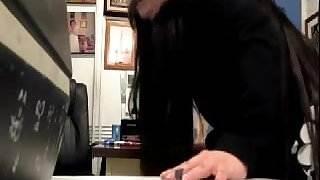 HIDDEN SECRETARY IN DOGGY FUCKIN OFFICE BY RABIT BOSS OFFICE