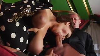 Busty German Mature-trasgu