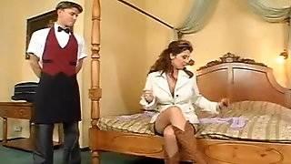 Busty bosses (big tits movie) korean sex hot video