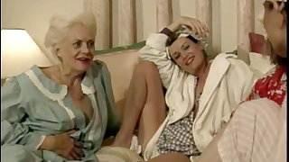 It',s an Older Lesbian Orgy