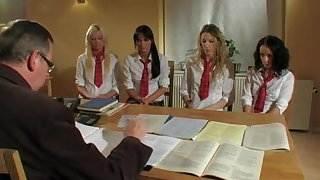 Flickskolan (2008)