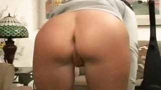 A stepmom who cares not unlike a mom... cum secure the brush indiscretion