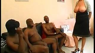 Horny Big Natural Tits scene with Gangbang,Big Tits scenes
