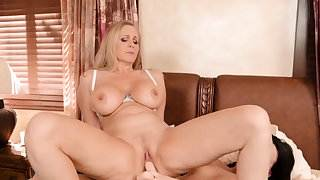 Mom Knows Best - Julia Ann, Whitney Wright