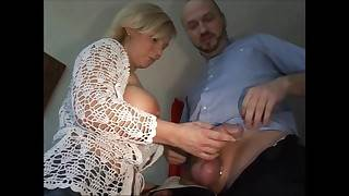 Mart German Milf Heidi