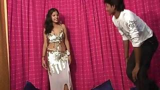 Gorgeus Indian Teen Honey Fucked By Robby
