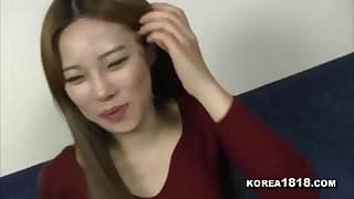 KOREA1818.COM - HOT Korean Milf Gets Seduced!