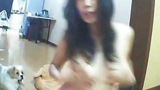 korean web cam with so young