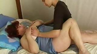 the boy fucked girlfriend mother