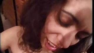 Nasty Mexican skank ass fucked