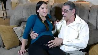 pregnant - It',s For The Baby Grandpa pakistani hot school girl sex video