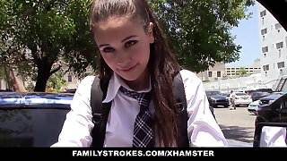 Not Step-daughter Lives to Please Her daddy